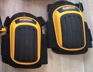Dewalt DG5204 Knee Pads  Review
